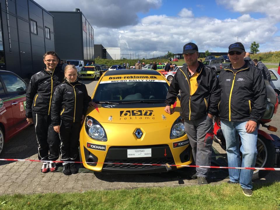 BSM Motorsport debut d. 6. august 2016