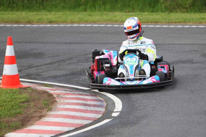 Andersen Motorsport - Ambassadør for GoCharity
