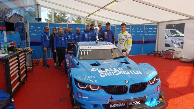 Andersen Motorsport skaber stemning