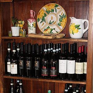 Vin og drinks