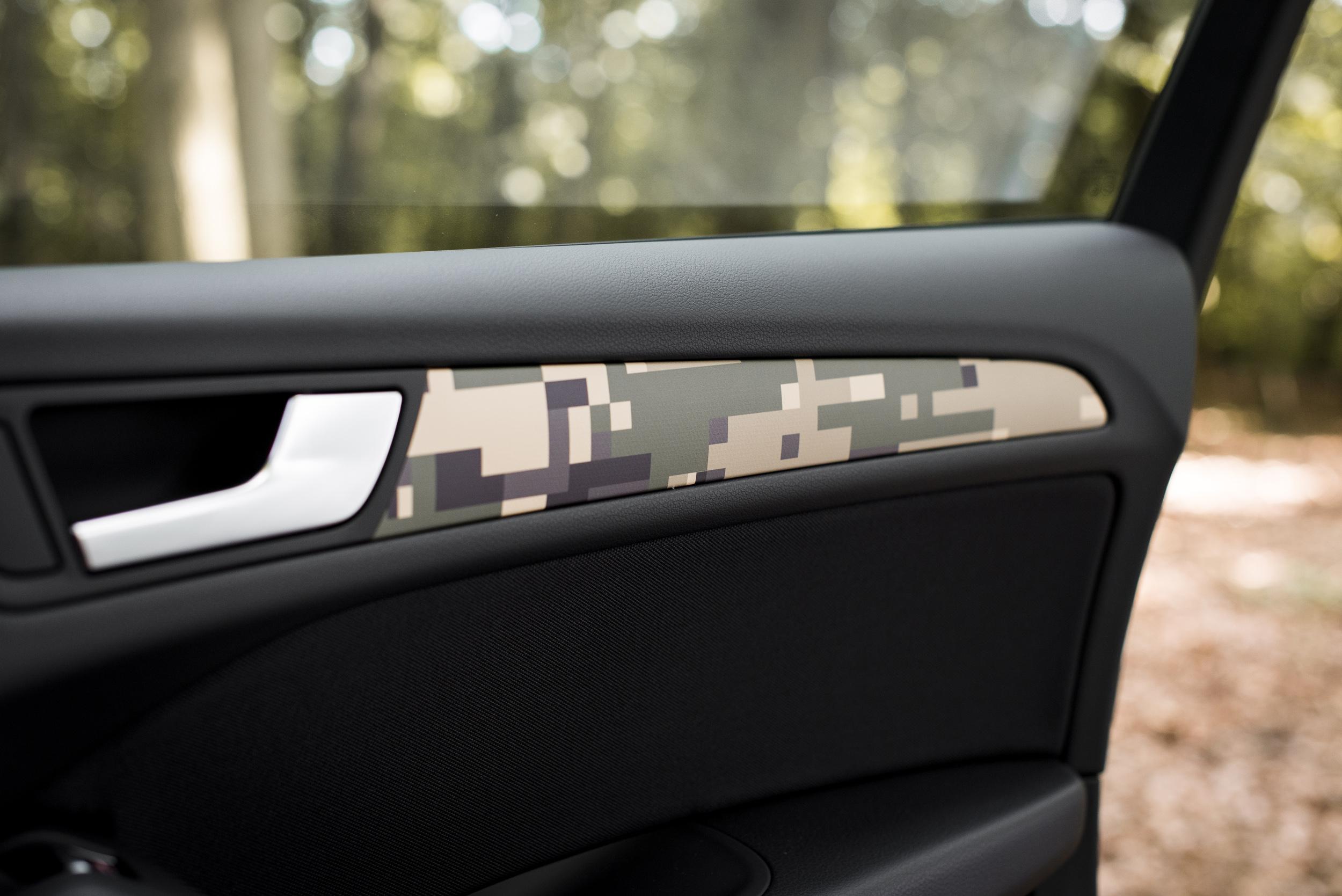 Audi Q5 quattro - hunting experience