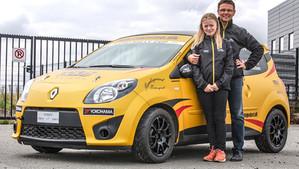 Debut i Rallysporten d. 6. august