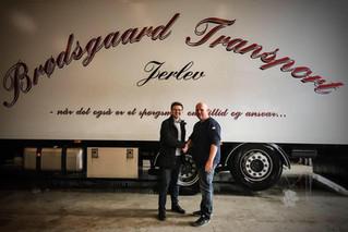 Brødsgaard Transport sponserer BSM Motorsport