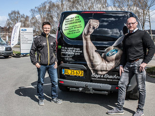 Ny demobil til Bøje & Brøchner