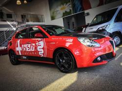 Alfa Romeo - BSM Reklame