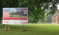 Byggepladsskilt - home Vejle