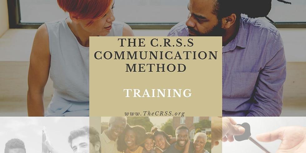 The C.R.S.S Communication Method Training