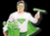 Super héro Bio Clean Pro