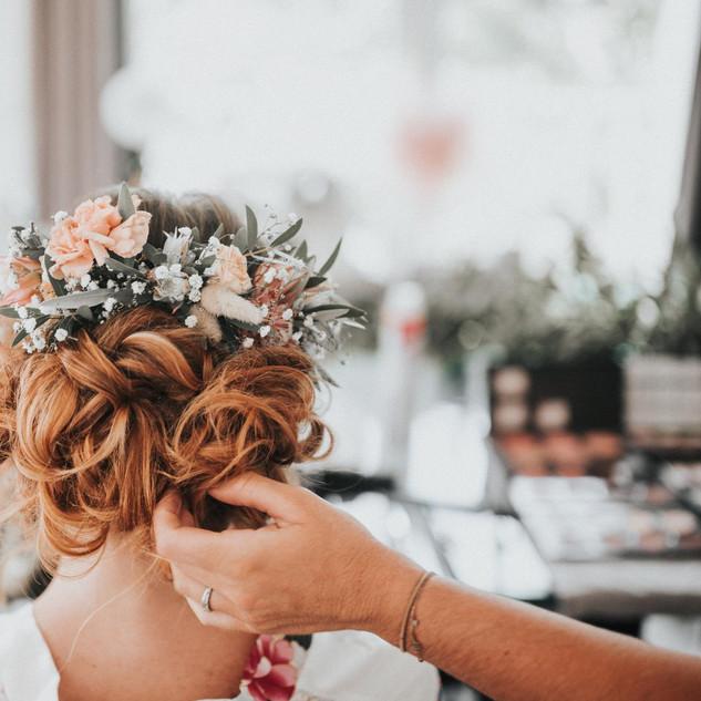 Houmous wedding photographie