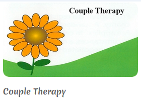 ProConsult.ie Flower Logo Couple Therapy Link