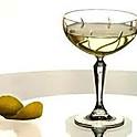 35ml Glass Of Gin
