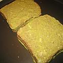 Cheese On 2 Toast