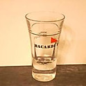 35ml Glass Of Bacardi