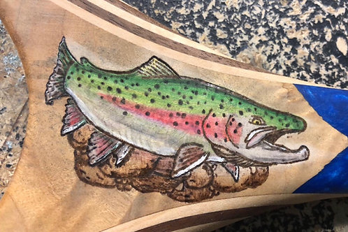 Painted Monster Bow