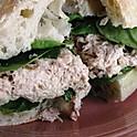 Tuna Mayonnaise & Salad Ciabatta