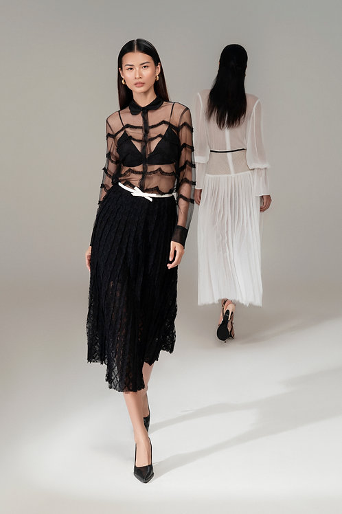 RS21: TOP(A10): 2.250.000 VND SKIRT(V10): 2.250.000 VND