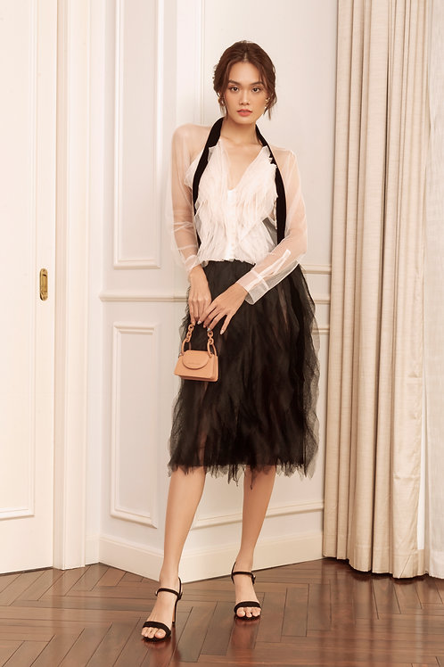 RS20: TOP(A11): 1.950.000 VND  SKIRT(V1): 2.250.000 VND