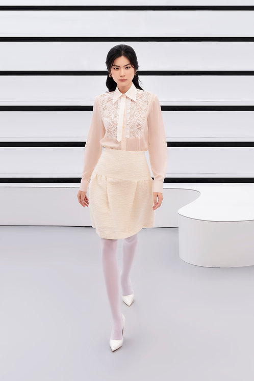 PF20: TOP(A9): 1.550.000 VND SKIRT(V6): 1.650.000 VND