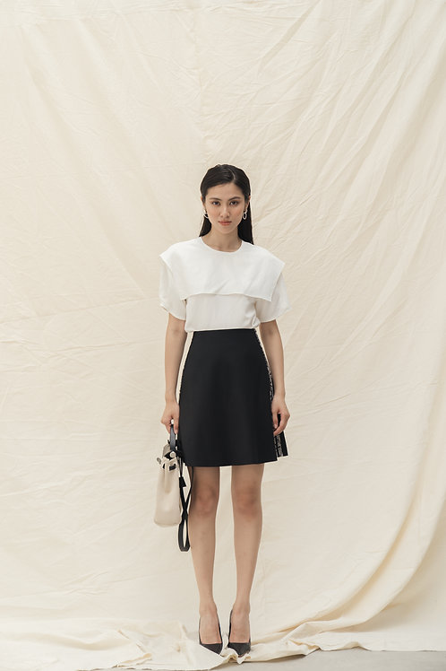 SS19: TOP(A7): 1.150.000 VND SKIRT(V4): 1.250.000 VND