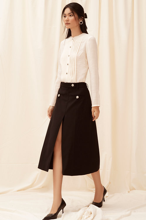 SS20: TOP(A14): 1.950.000 VND SKIRT(V7): 1.550.000 VND