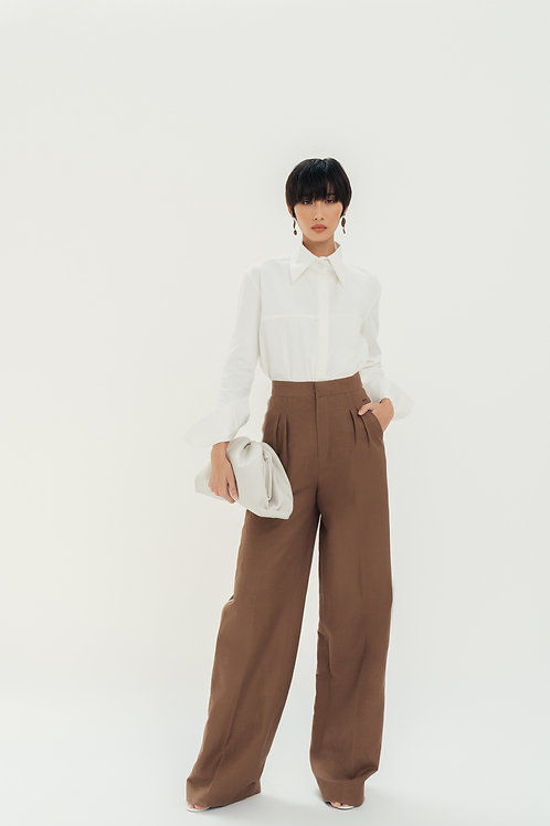 PF19: TOP(A1): 1.350.000 VND PANTS(Q5): 1.450.000 VND
