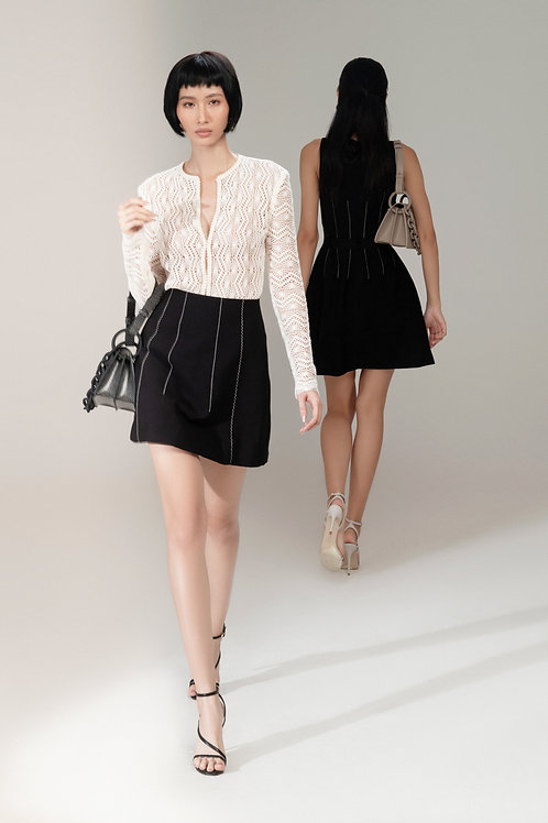 RS21: TOP(A02): 1.950.000 VND SKIRT(V02): 1.650.000 VND