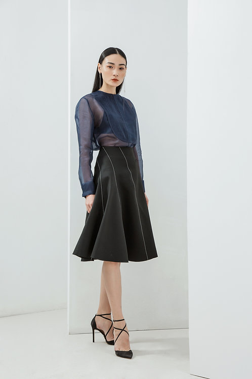 SS18:A4/V1 Top: 2.350.000 VND Skirt: 1.010.000 VND