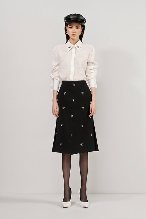 FW20: TOP(A09): 1.650.000 VND SKIRT(V04): 2.550.000 VND