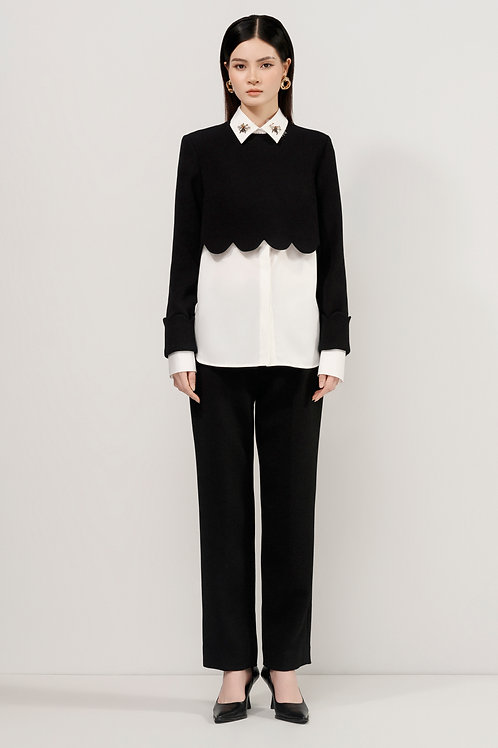 FW20: TOP(A02): 1.450.000 VND TOPin(A01): 1.650.000 VND PANTS(Q01):1.550.000 VND