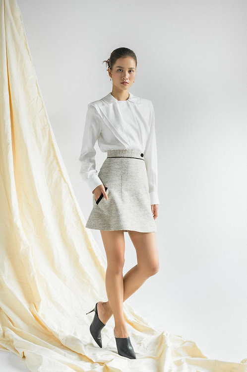 FW19: TOP(A7): 1.250.000 VND  SKIRT(V5): 1.350.000 VND