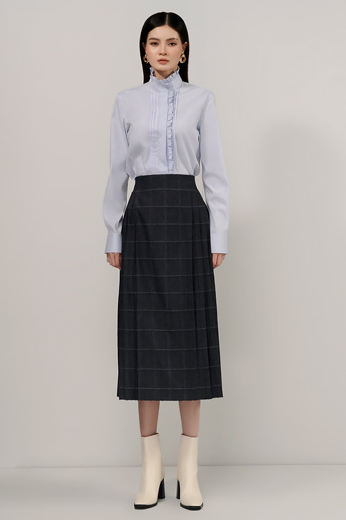 FW20: TOP(A19): 1.450.000 VND SKIRT(V11): 1.750.000 VND