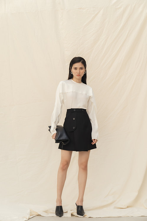 SS19: TOP(A11): 1.050.000 VND SKIRT(V6): 1.250.000 VND