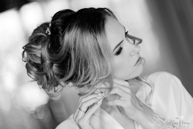 Boudoir bride photo shoot at Koh Samui