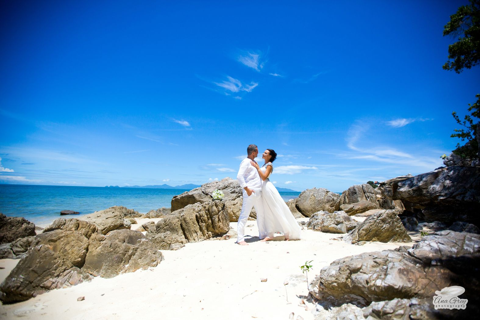 Koh Samui wedding photographer