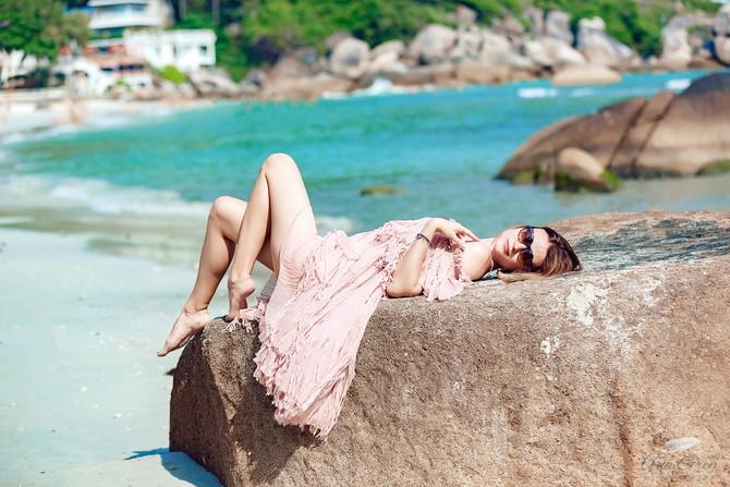 Koh Samui personal shoot at Crystal Bay Yacht Club