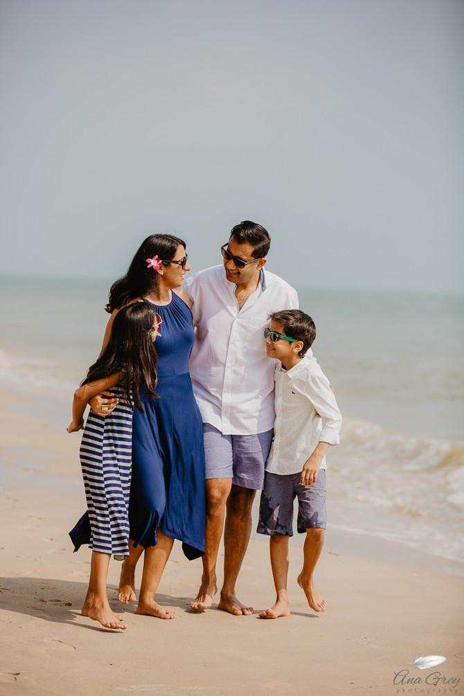 Hua Hin  lovely indian family  shoot at Sheraton resort at spa Hua Hin