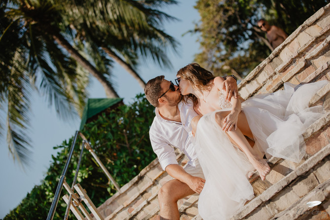 Hua Hin wedding photographer. Wedding at Hyatt Regency Hua Hin.