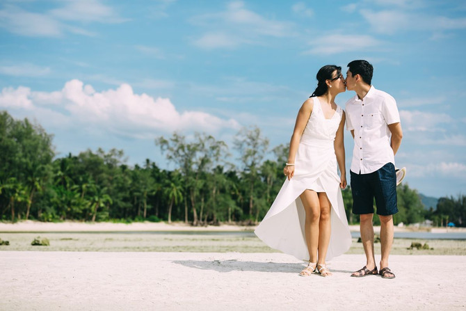 Thailand Pre-Wedding / Engagement Photography