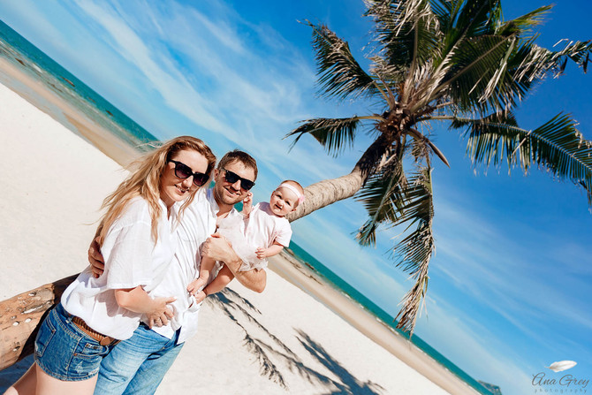 Centara Grand Beach Resort & Villas Hua Hin family shoot
