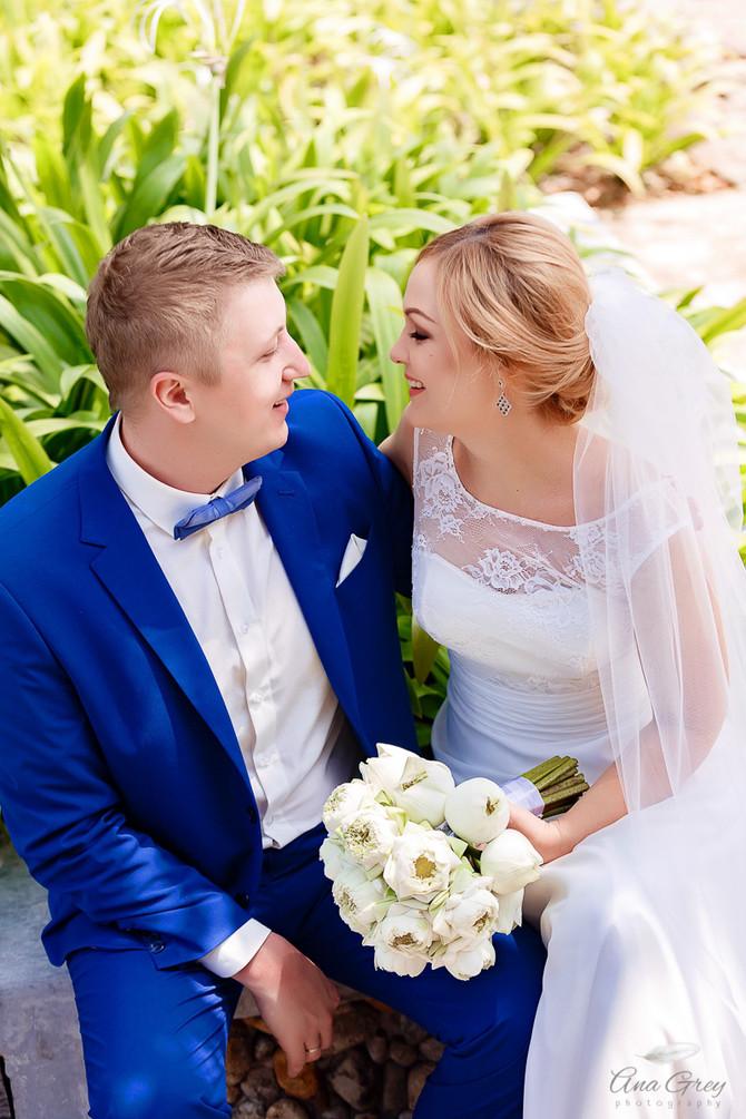 Alex & Veronica Koh Chang wedding