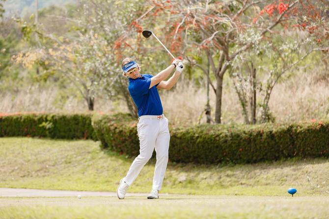 Private golf shoot at Kaeng Krachan Golf Club, Thailand