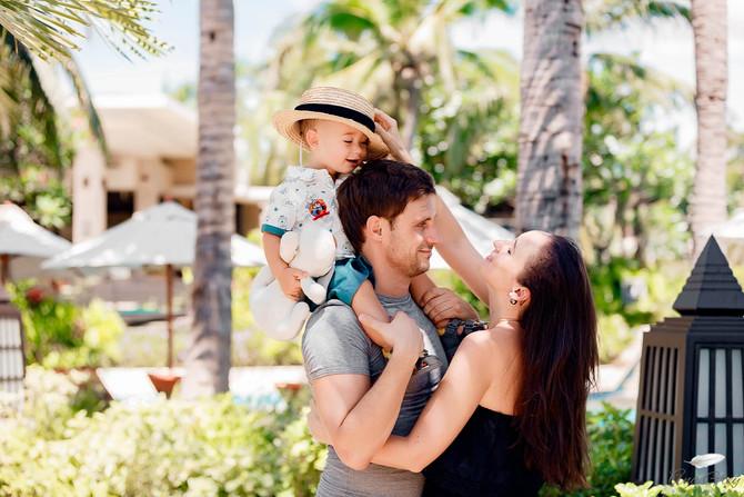 Sheraton Hua Hin Resort & Spa family shoot