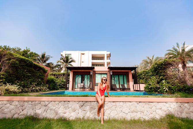 Marrakesh Hua Hin resort & spa personal shoot