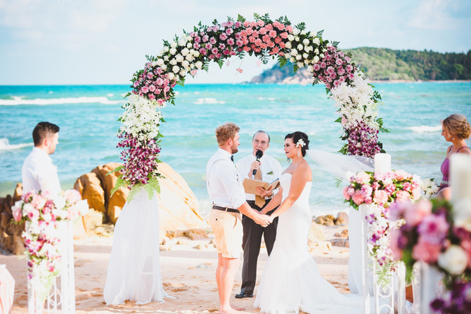 Wedding Bob and Marnee at Nora Buri resort Koh Samui