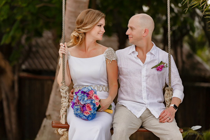 Wedding at Koh Samui Kelly&Craig