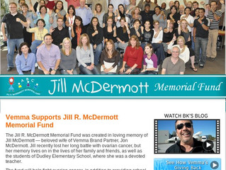 Vemma Supports Jill R. McDermott Memorial Fund