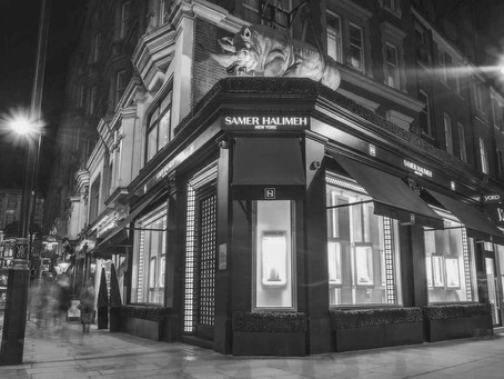 'Bond Street' Level Jeweler Samer Halimeh NY Now Accepts Bitcoin