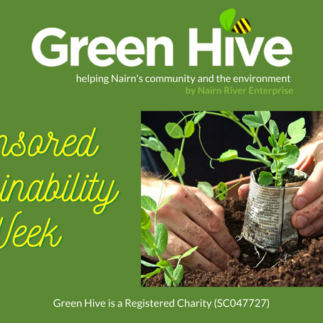 Sponsored Sustainability Week!