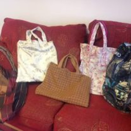 Bumble Bags – Bag making workshops