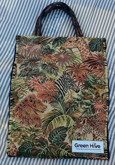 Safari Tapestry Artisan Bumblebag